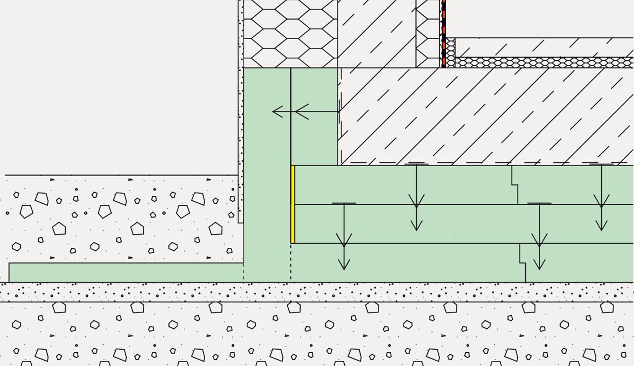 isolohr schalungssystem f r d mmung unter bodenplatten lohrelement gmbh. Black Bedroom Furniture Sets. Home Design Ideas