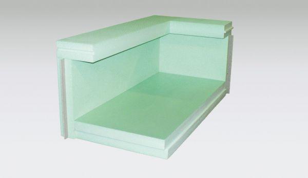 kellerbau wei e wanne lohrelement gmbh. Black Bedroom Furniture Sets. Home Design Ideas