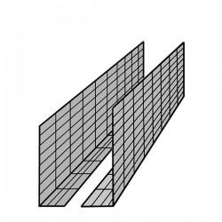 L-Fundamentschalung
